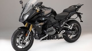 8. [WOW...] 2018 BMW R 1200 RS, impossibly thrifty fuel economy