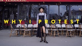 Video Dior, Why I Protest, Paris Fashion Week Day 1&2 | Aimee Song MP3, 3GP, MP4, WEBM, AVI, FLV Agustus 2018