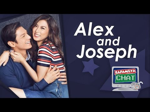 Kapamilya Chat with Alex Gonzaga and Joesph Marco for My Rebound Girl