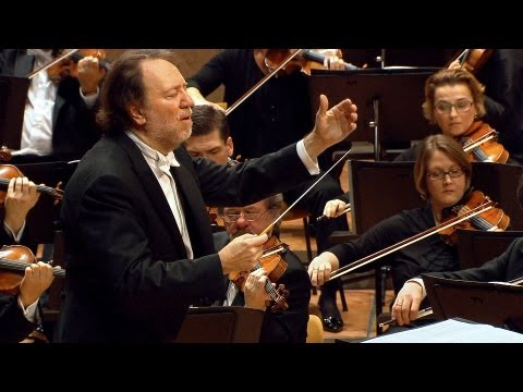 Chailly - Full-length concert at http://www.digitalconcerthall.com/concert/3414 Anton Bruckner: Symphony No. 6 / Riccardo Chailly, conductor · Berliner Philharmoniker ...