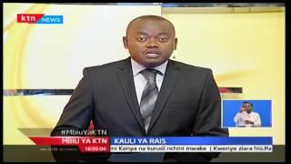 Mbiu ya KTN na Ali Manzu,18/10/2016