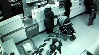 Ограбление почты в Новосибирске
