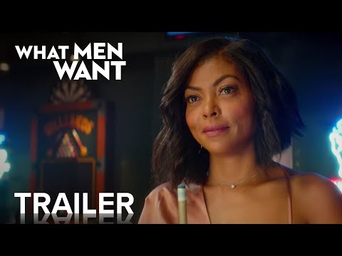 WHAT MEN WANT   Official Trailer   Paramount Movies