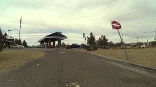 Wickenburg (AZ) United States  city photo : Jack in the Box Drive-Thru, Mobil Gas in Wickenburg, Arizona to Vulture Mine Road, GP090040
