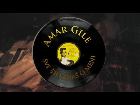 Sve što znaš o meni – Amar Gile Jašarspahić – nova pesma i tv spot