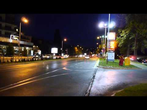 Panasonic GH2 Nighttime Sample Video