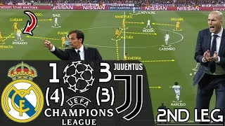 Video How Juventus Almost Achieved the Unthinkable vs. Zidane's Real Madrid: Tactical Analysis (2nd Leg) MP3, 3GP, MP4, WEBM, AVI, FLV Juni 2018
