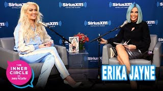 Video The Inner Circle with Jenny McCarthy: Erika Jayne MP3, 3GP, MP4, WEBM, AVI, FLV September 2019