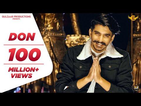 GULZAAR CHHANIWALA - DON (Full Video) | Latest Haryanvi Songs 2020