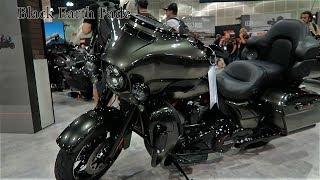 10. 2018 CVO Ultra Limited Harley-Davidson Walk-Around│All 3 Colors Shown│What's New?