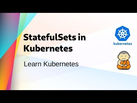 [ Kube 21 ] How To Use Statefulsets In Kubernetes Cluster
