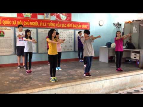 Dân Vũ Rửa Tay - Chicken Dance - La La La - 20/11