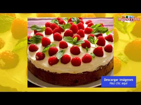 Imagenes de cumpleaños - Fotos chulas de pasteles de cumpleaños