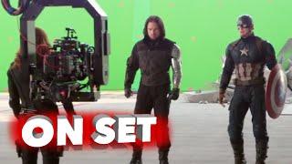 Nonton Captain America: Civil War: Behind the Scenes Movie Broll- Scarlett Johansson, Chris Evans Film Subtitle Indonesia Streaming Movie Download