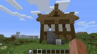 MrCrayfish's Instant Buildings Mod Update #1 - Developement Has Started!