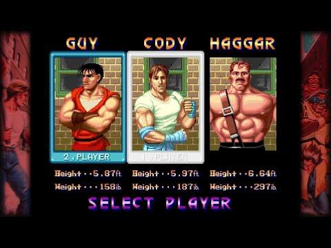 Capcom Beat 'Em Up Bundle: Quick Look