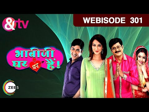 Video Bhabi Ji Ghar Par Hain - Hindi Serial - Episode 301 - April 25, 2016 - And Tv Show - Webisode download in MP3, 3GP, MP4, WEBM, AVI, FLV January 2017