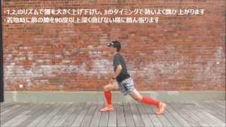【股関節周りの柔軟性・機能性強化】フライングスプリットトレーニング