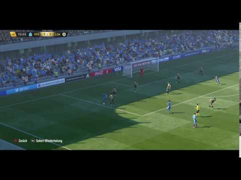 FIFA 17 / Coman Goal