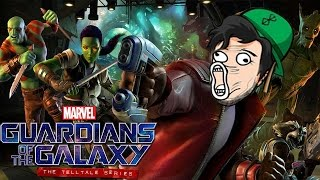 "MARVEL'S GUARDIANS OF THE GALAXY: THE TELLTALE SERIES Canal novo só de zoeri: http://bit.ly/2pobsaw ""Na Fossa"", ..."