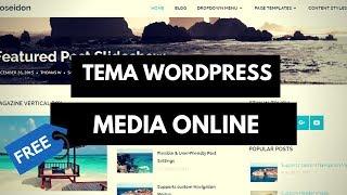 Mau membuat media online pakai WordPress? Jika hendak membuat media online memakai WordPress, ini ada tema WordPress yang keren. Namanya Poseidon. Di video ini, saya mereview seputar tema WordPress Posedion. Berikut beberapa keunggulan tema WordPress Poseidon. 1. Desainnya responsif. 2. Fitur untuk media online yang lengkap (ada slider, ada magazine widget, dsb). 3. Tersedia versi gratisnya. Ya betul, tema ini adalah tema wordpress gratis. 4. Mudah untuk dikustomisasi. Jadi template WordPress ini cocok dipakai untuk web berita online. Penasaran? Yuk cobain tema WordPressnya. Review lebih mendalam tentang tema WordPress Poseidon dapat kamu saksikan di video ini. Jika butuh panduan instalasi tema WordPress, tonton video ini: https://www.youtube.com/watch?v=NfKvWR5oQhIIkuti kursus online blogging di: http://PanduanBlogging.com.