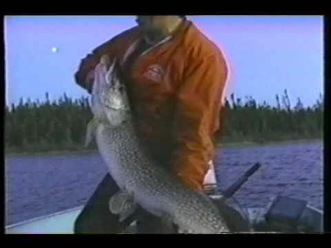 northern pike fishing canada