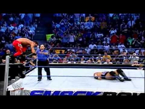 Kurt Angle vs Chris Benoit promo at Unforgiven 2002