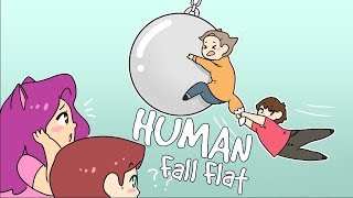 CAME IN LIKE A WRECKING BALL - Human Fall Flat W/Yammy, Kyle & Scott