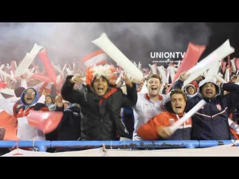 » Video: La hinchada de Unión en Mar del Plata ganó por goleada - La Barra de la Bomba - Unión de Santa Fe