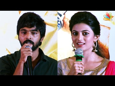 GV Prakash Speech: Why I choose LYCA productions | Enakku innoru peru irukku