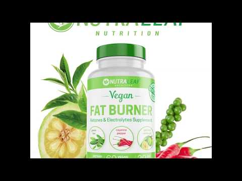 NutraLeaf Vegan Fat Burner