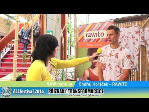 Rawito představuje nanuky zdravé výživy z Alchymistických Litoměřic