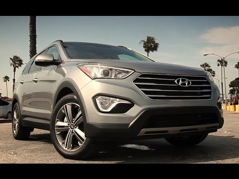 2013 Hyundai Santa Fe Review – Kelley Blue Book