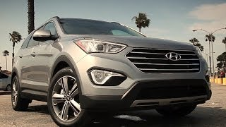 2016 Hyundai Santa Fe – Review and Road Test