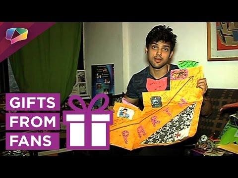 Parth Samthaan's gift segment - Part 3