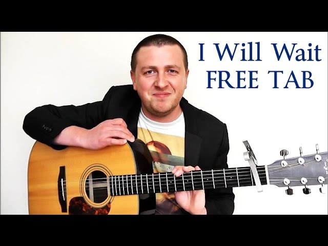 I Will Wait Guitar Lesson Mumford Sons With Tab : Mp3DownloadOnline.com