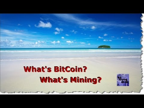 introduction to bitcoin and mining overview discussion