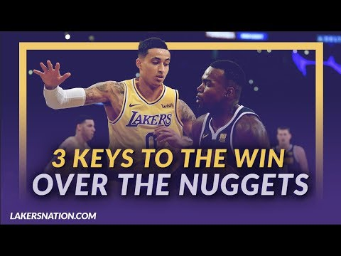 Video: Lakers Nation Game Recap: 3 Keys to How The Lakers Beating the Nuggets