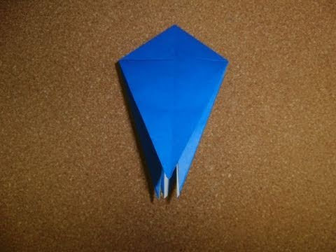 Tip 14-02 - Petal Fold and Bird Base