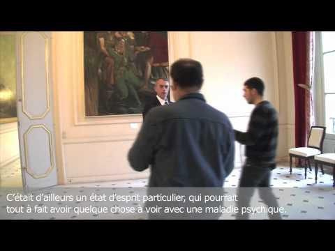 Entretien : Neo Rauch - Hôtel Beauharnais Paris - 2010 (DE
