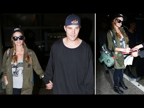 Are Paris Hilton And Chris Zylka Ready For Marriage?!