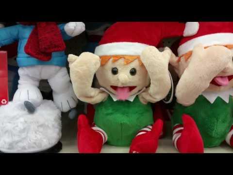 Christmas elves tongue you