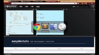 WordPress Development Tutorials - Pt 1 : HTML CSS To Theme