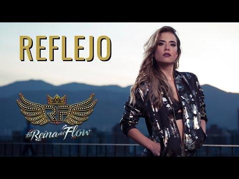 Reflejo - Yeimy (Gelo Arango) La Reina del Flow 🎶 Canción oficial - Letra   Caracol TV