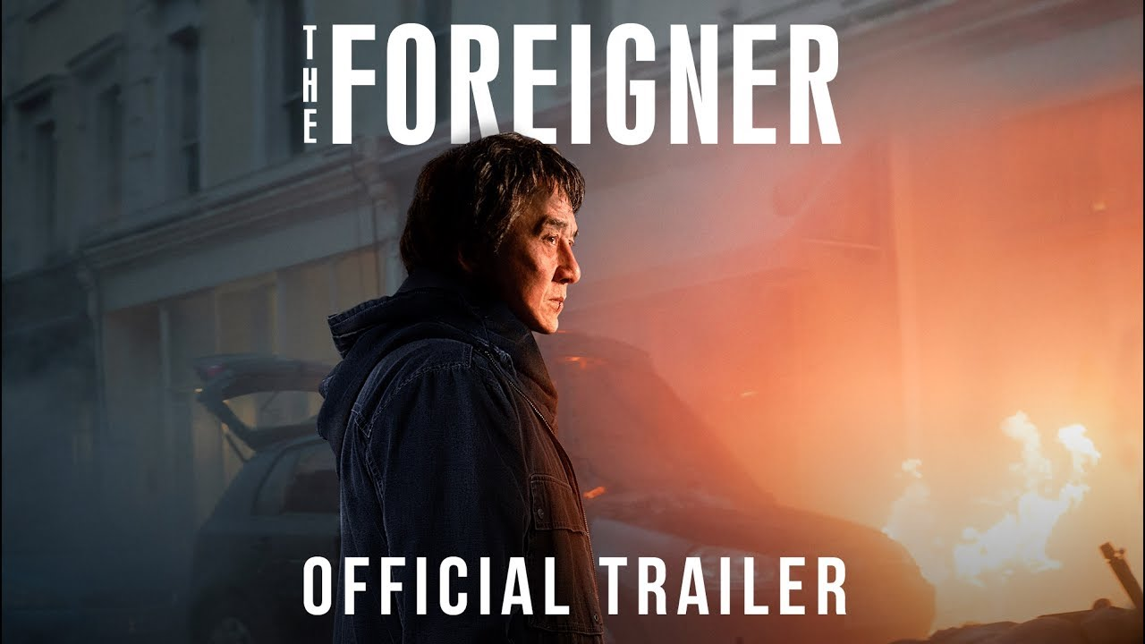 Sometimes Revenge is the Only Answer. Jackie Chan Won't Stop Until They All Pay in 'The Foreigner' (Trailer) with Pierce Brosnan