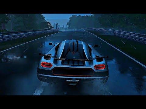 Forza Motorsport 7 - Gameplay Koenigsegg One @ Nurburgring Nordschleife [4K 60FPS ULTRA]