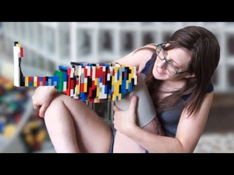 Video 10 INSANE LEGO Creations That Will Blow Your Mind download in MP3, 3GP, MP4, WEBM, AVI, FLV January 2017