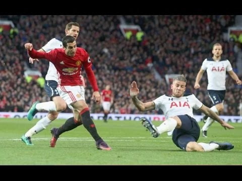 Manchester United vs Tottenham 1-0 All Goals & Extended Highlights - Premier League 11/12/2016 HD