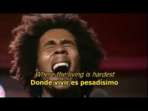 Concrete Jungle - Bob Marley (LYRICS/LETRA) [Jamaican Version]