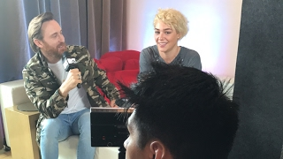 Interview with MTV
